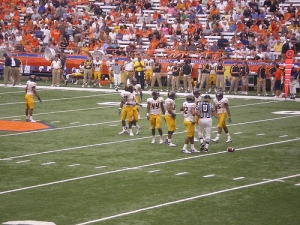 WVU SU Game - Old game but one I was at