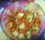 Zucchini Apple Slaw