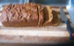 Pumpkin Bread Sliced