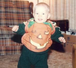 Ed Halloween 1985