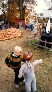Ed Halloween 1989