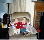 #1 and #3 Christmas 1987