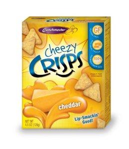 Crunchmaster Cheezy Crisps