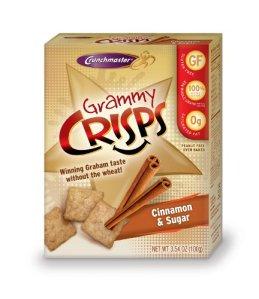 Crunchmaster Grammy Crisps