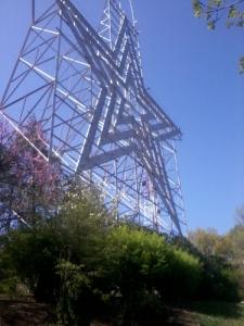 Mill Mountain Star in Roanoke