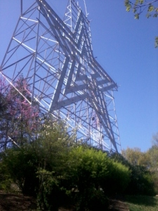 Mill Mountain Star in Roanoke