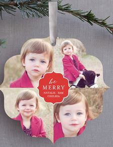 Festive four from Minted.com