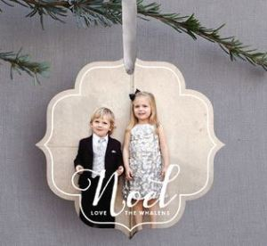 White Noel from Minted.com
