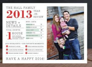 Year in Review from Minted.com