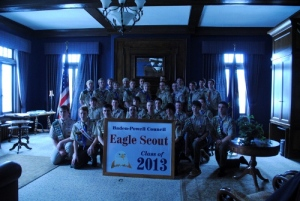 2013 Eagle Scouts