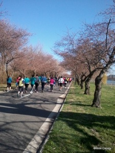 Running in Washington DC