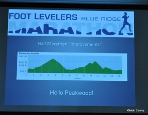 """The Half """"improvements"""" with the addition of Peakwood"""