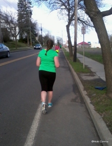 Running along Conklin Avenue, mostly a residential area but not totally
