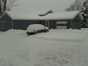 Feb 2 Storm (so much more snow now)
