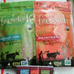 Freekeh in Rosemary Sage and Original
