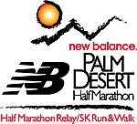New Balance Palm Springs Half Marathon