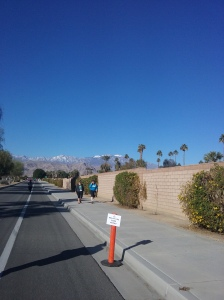 Approximately Mile 10