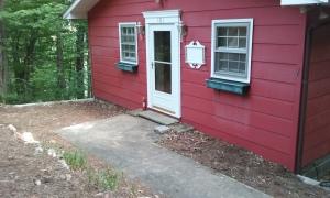 Front Door in NC