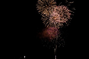 Fourth of July Fireworks at Lake Junaluska