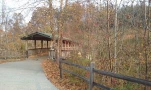 Bridge on the Greenway