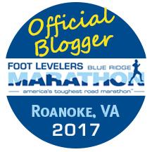 Blue Ridge Blogger Badge