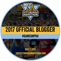 Pittsburgh Marathonn Blogger
