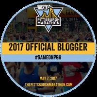 Pittsburgh Marathonn Blogger