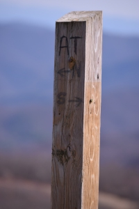 Appalachian Trail Post