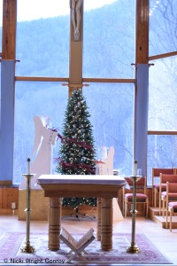 St Margaret of Scotland at Christmas